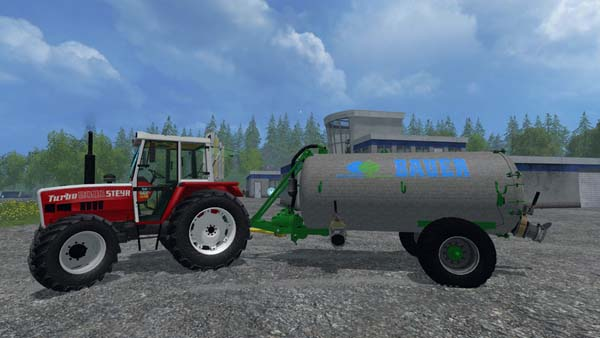 Bauer VB 60 Liquid manure spreader