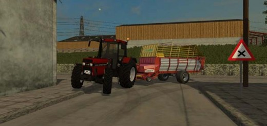 Case IH 845 XP PLUS