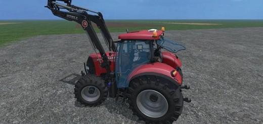 Case Puma 160 front loader