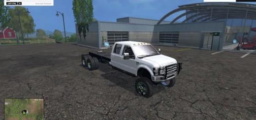 Ford F350 Truck 6mal6 AR