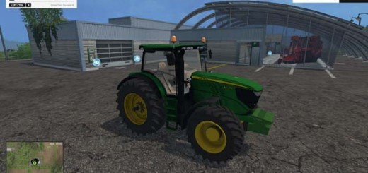 John Deere 6210R Front Weight