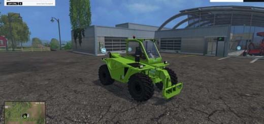 Merlo P417 Turbofarmer