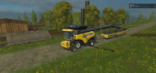 New Holland 1090