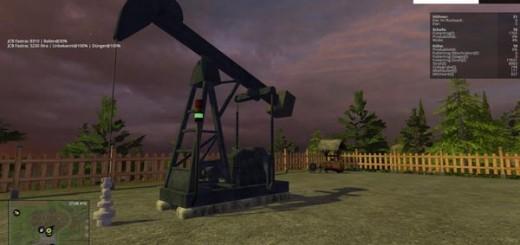 Oil pump for crude oil Produkton