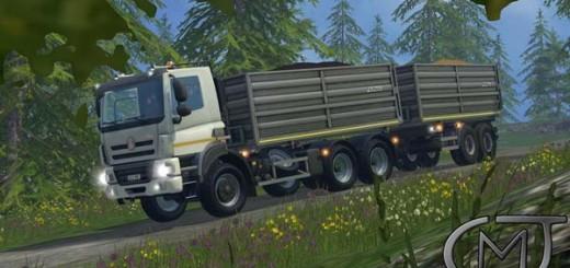 TATRA 158 Phoenix 6x6 Agro