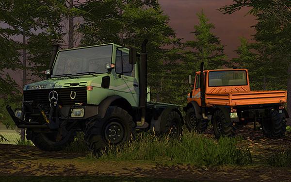 Unimog U1200 U1600