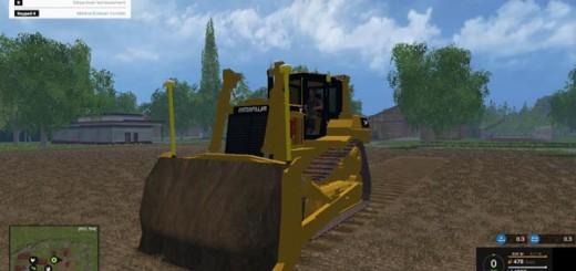 CAT D7R Dozer