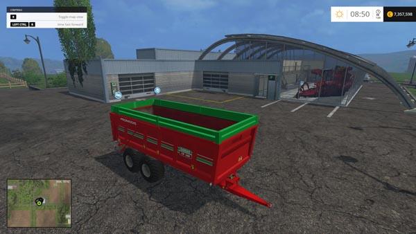 Cargo CP 140