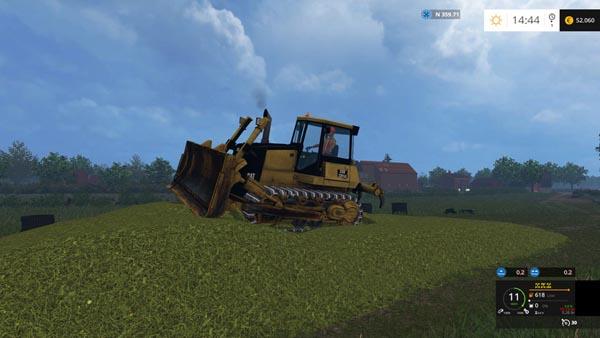 Caterpillar D6 Bulldozer