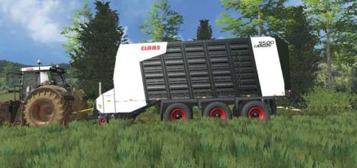 Claas Cargos 9500 Black