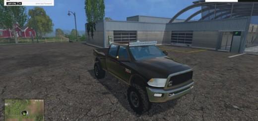 Dodge Cummins 2500 2012