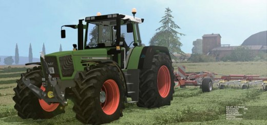Fendt 824 Favorit
