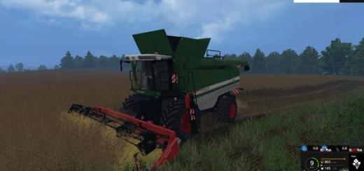 Geringhoff Harvest Star HV660