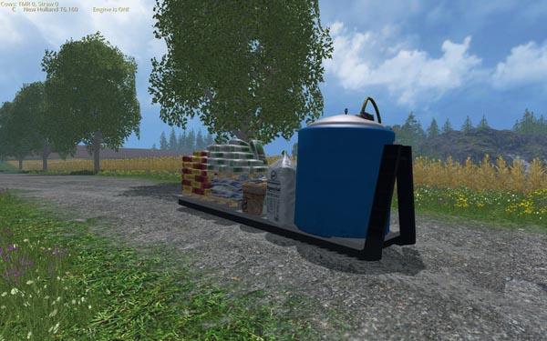 ItRunner Service Module