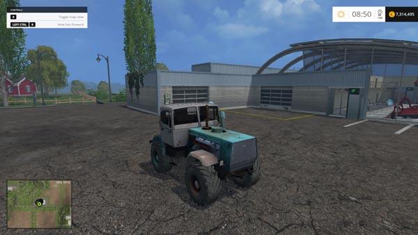 KAZ UVZ 300 Prototype
