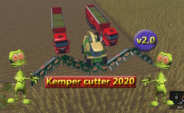 Kemper cutter Study 2020