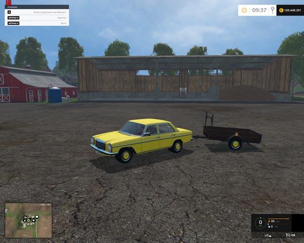Mecedes Benz Modpack