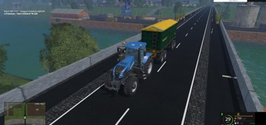 NewHolland T8 tier4b