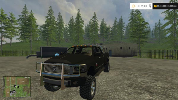 Pickup HeavyDuty