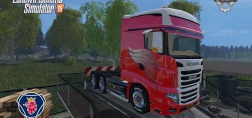Scania R 700 Evo