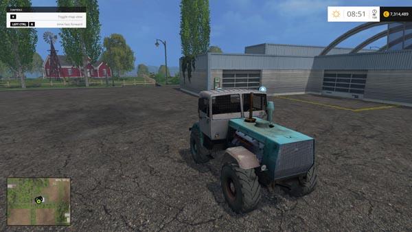 Т 150 KAZ 300