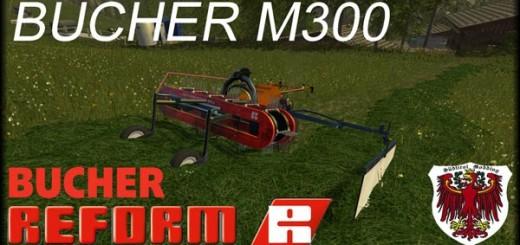 Bucher M300