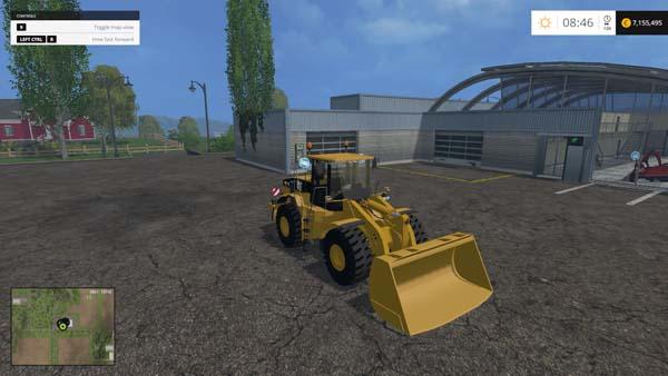 Cat 966 G Wheel Loader