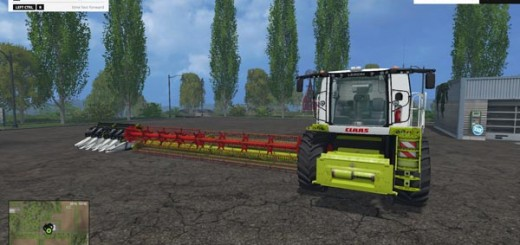 Claas Lexion 780 Set
