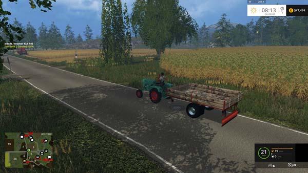 EHK C60 woodplanks