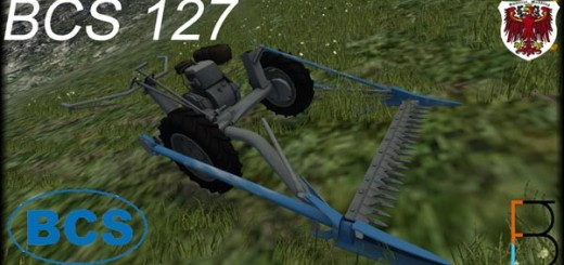 Motor mower BCS 127