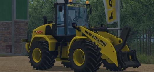 New Holland W170C