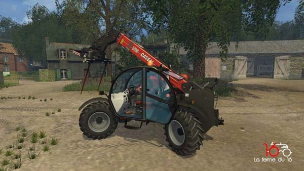 case farmlift 735
