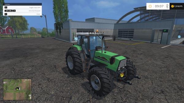 Deutz Agrostar 661