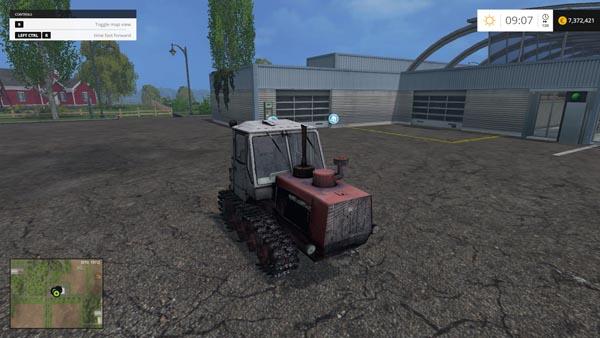 HTZ T 150 05 09