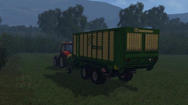 Krone ZX 450GD