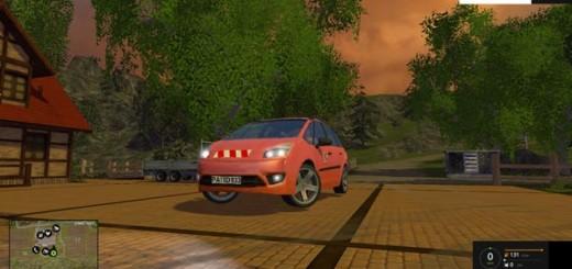 Lizard Fam 1.9 TD municipal official cars