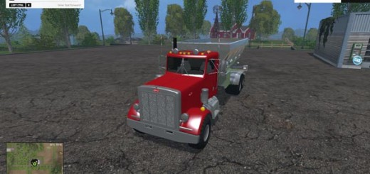 Peterbilt Fertilizer Spreader