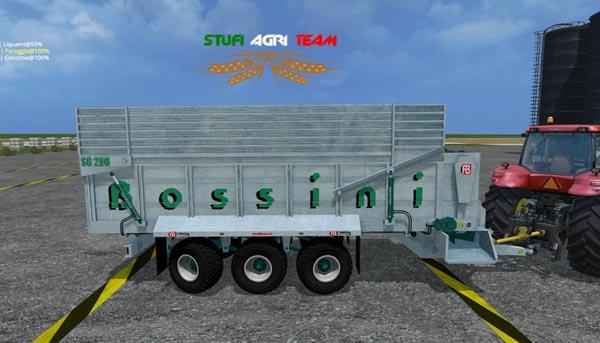 SAT Bossini SG200 DU 41,000 LT