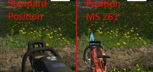 Stihl MS261